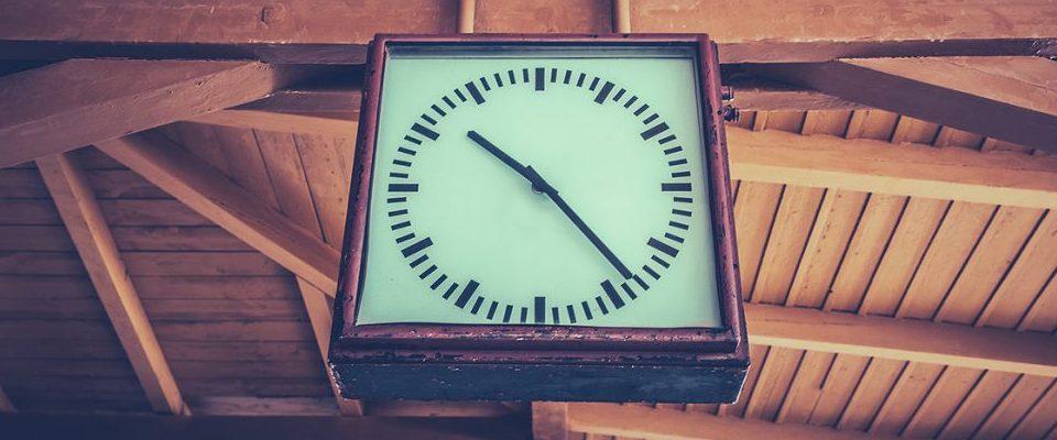 Vuelve el control horario