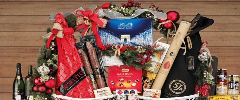 Otro conflicto en relación con la cesta de Navidad