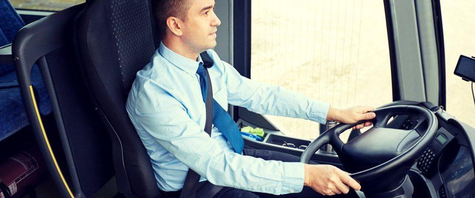 Dolencias cardíacas de un conductor durante el trabajo