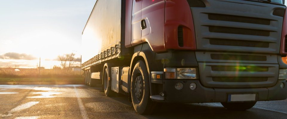 Convenio de aplicación a un conductor de transporte de mercancías