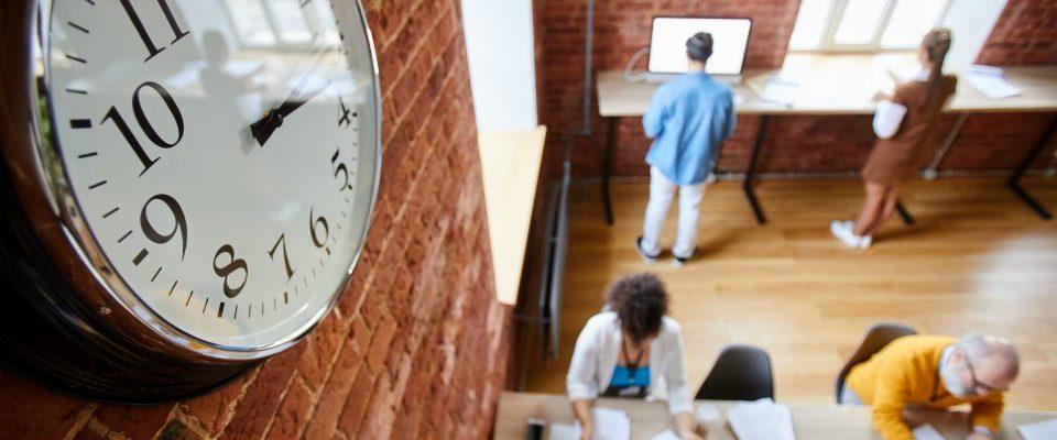 La importancia de llevar el registro de tiempo de trabajo